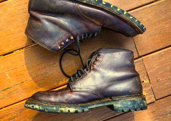 Индиана Джонс и ботинки