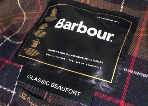 Мегавоск от Barbour