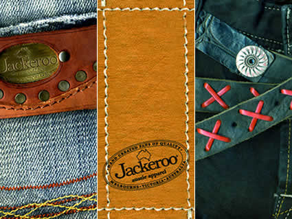 Мифический бренд Jackeroo Apparel